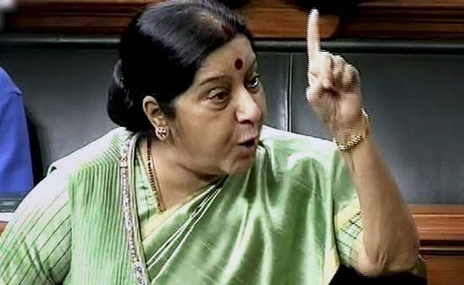 Surprised They Called India 'Xenophobic', Says Sushma Swaraj On Attacks On Africans