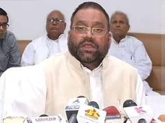 <i>Mahagathbandhan</i> Pushed Samajwadi Party In ''Coma'': Swami Prasad Maurya