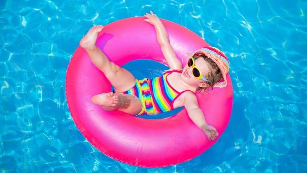 Parents, Take Note! Inflatable Pool Toys Can Put Your Kid at Cancer Risk