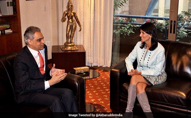 India, US Discuss Measures To Strengthen Partnership At UN