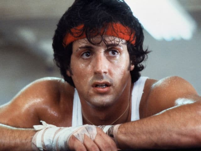 Sylvester Stallone Says It Was His Dog's Idea To Write Rocky