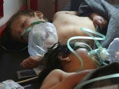 Syria Gas Attack Kills Dozens