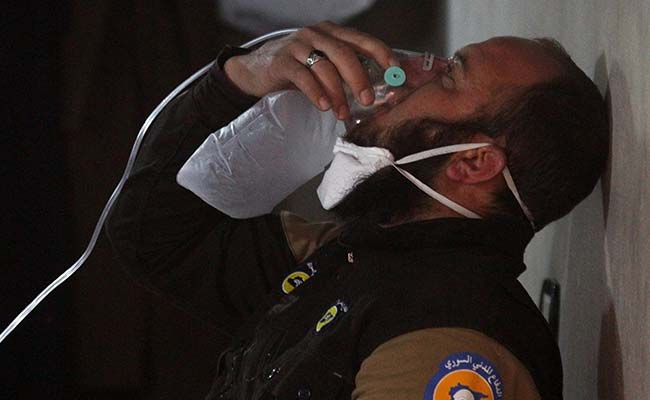 Syria Rebels Tell Fighters To 'Ignite Fronts' To Avenge Gas Attack