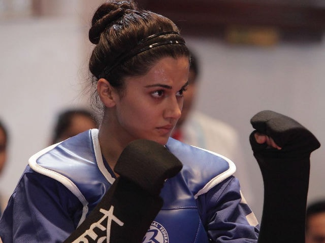 Naam Shabana Box Office Collection Day 10: Taapsee Pannu's Film Had A 'Low' Second Weekend