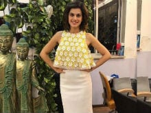 Taapsee Pannu Says She is Looking Forward to Judwaa 2