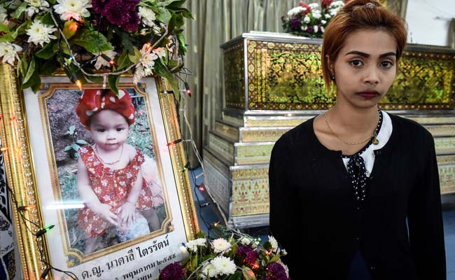Thai woman has no anger toward Facebook after girl's killing