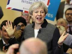 String Of Polls Suggest Theresa May's Conservatives Sweeping June Elections