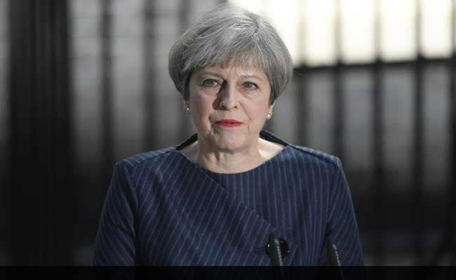 British Prime Minister Theresa May Calls For Early Election On June 8