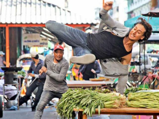 Tiger Shroff's Action Stunts 'Inspired' By This Video Game