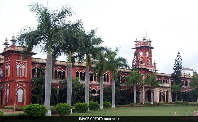 Tamil Nadu Agricultural University To Begin UG Admission This Week