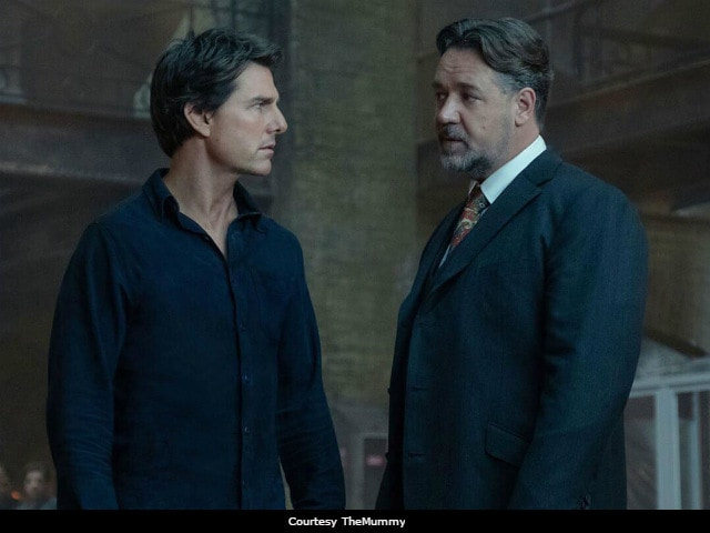 The Mummy Trailer: Tom Cruise Can Run But Not Hide