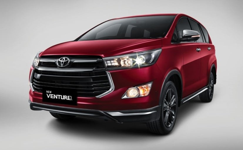 Special Edition Toyota Innova Crysta Touring Sport To Be Launched In May