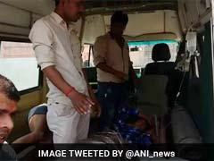 यूपी के औरैया में पैसेंजर ट्रेन से गिरे 8 यात्री, 3 की मौत, मालगाड़ी की खिड़की खुलने से हुआ हादसा