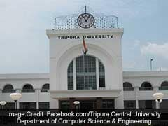Student's Body Accuses Tripura University VC For Unfairness In Apointments