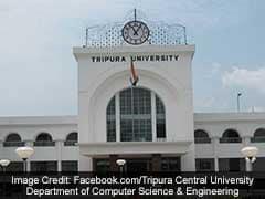 भ्रष्टाचार के आरोपों के चलते हटाए गए त्रिपुरा विश्वविद्यालय के कुलपति