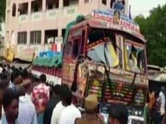 Near Tirupati, Truck Driver Runs Into Pole, Hits Crowd, Some Electrocuted