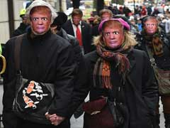 April Fools' Marchers In New York Elect Donald Trump As Their 'King'