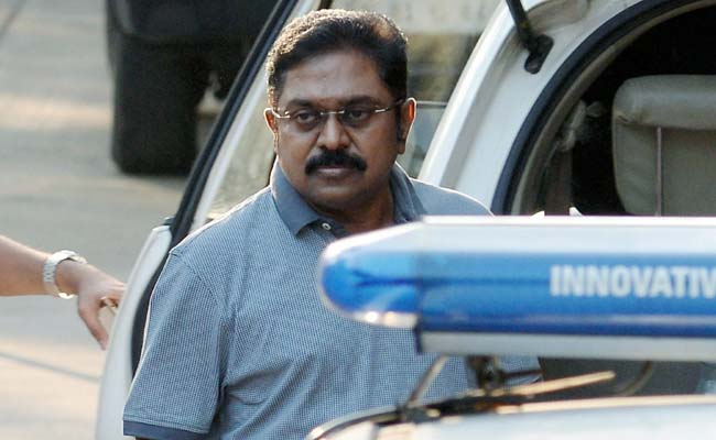 Cash-For-Symbol Scandal: Chennai Probe Over, Dinakaran Taken To Delhi