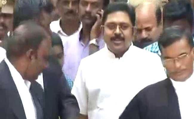 Second Day In A Row, AIADMK's Dinakaran Questioned By Police In Delhi