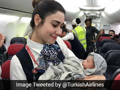 Baby Born At 42,000 Feet, Turkish Airlines Crew Help In Delivery