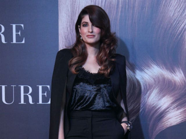 Look Who Is Filling Twinkle Khanna's Shoes. Literally