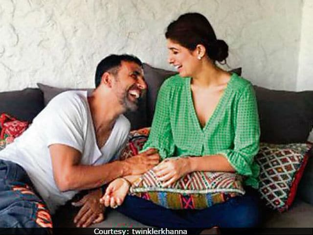 Twinkle Khanna Laughs Off 'Imaginary' Controversy About Padman