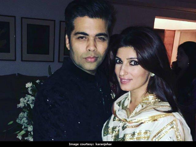 Twinkle Khanna's My Name Is Khan(na) Zinger For Karan Johar Is Major LOL
