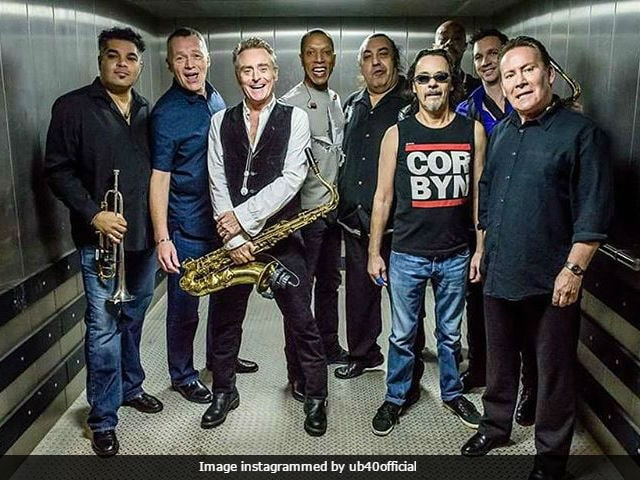 British Reggae Band Ub 40
