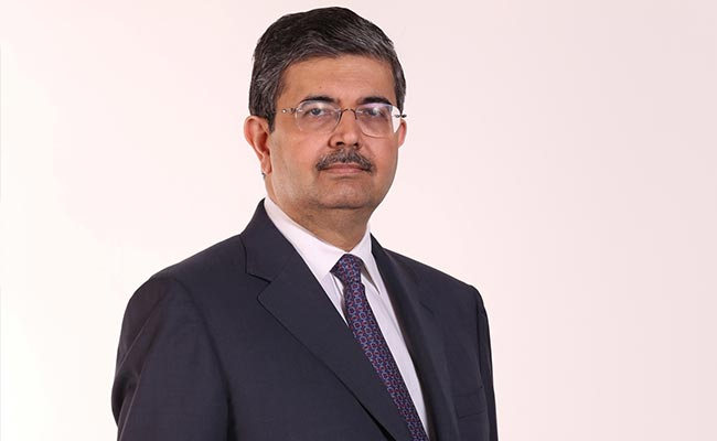 Uday Kotak-Led Panel Calls For Overhaul Of Corporate Governance Norms