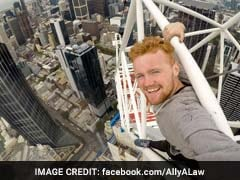 British Daredevil Climbs 200-Metre Tall Crane In Dizzying Video