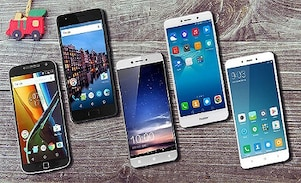 Best Mobile Phones Under Rs.15,000 in India for July 2017