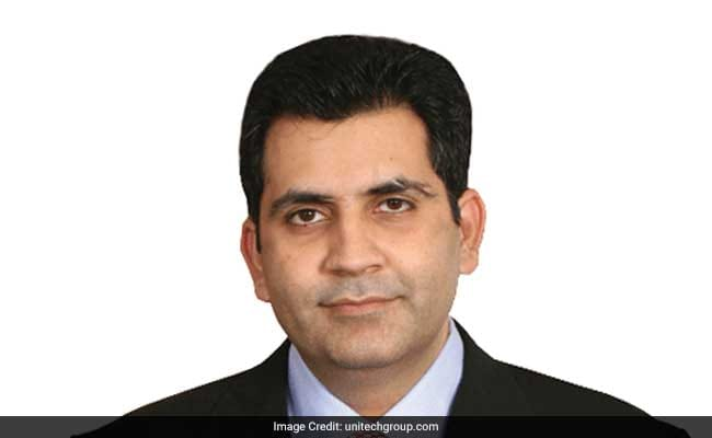 Unitech Managing Director Sanjay Chandra Arrested For Alleged Money Laundering