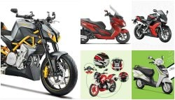 Upcoming Hero Motorcycles and Scooters In India