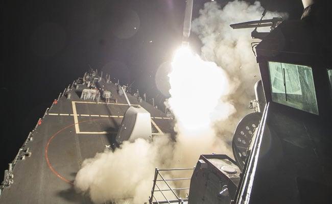 us military strike on syria