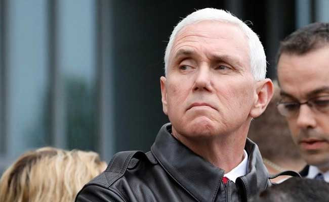 Mike Pence In Australia To Make Donald Trump Phone Blow-Up 'Ancient History'