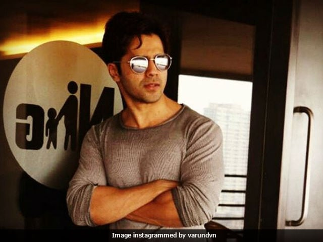 Varun Dhawan In London, To Begin Shoot For Judwaa 2