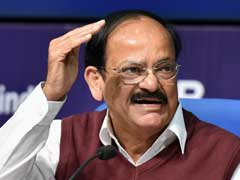 Congress, Left Disgruntled Over NDA's Success: Union Minister Venkaiah Naidu