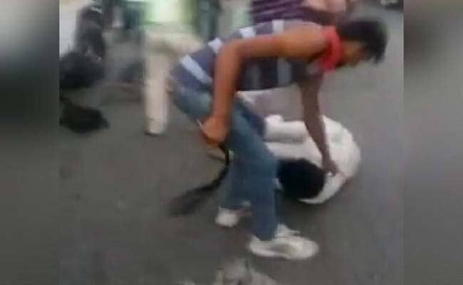 As Minister's Comment Sparks Outrage, A New Video Of Attack By Cow Vigilantes