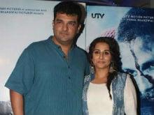 Vidya Balan Says Her Husband Thinks She Has 'A Violent Streak'