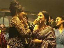 When Vidya Balan Ate Cake With Rituparna Sengupta: A Tale Of 2 Begum Jaans