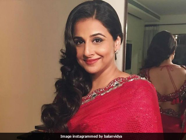 Vidya Balan's Film Tumhari Sulu Gets A 'Sweet Start'