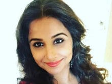 Vidya Balan Says There Is No Competition With Rituparna Sengupta