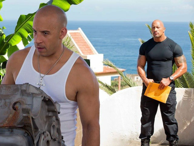 Vin Diesel Says He's Close To Dwayne Johnson In A 'Weird Way'