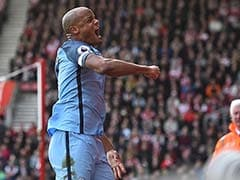 Premier League: Vincent Kompany Leads By Example For Ruthless City