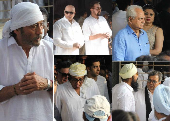 vinod khanna funeral