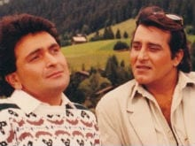 'Vinod Khanna, Thanks For Being My Friend': Rishi Kapoor's Emotional Tributes