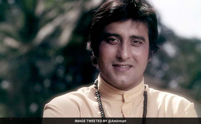 Actor Vinod Khanna Dies. Twitter Remembers His Most Memorable Roles