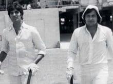 Viral: Amitabh Bachchan, Vinod Khanna Wear Cricket Whites In Old Pic
