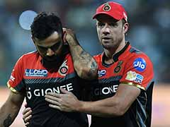 IPL 2017: 2-3 Players Can't Deliver Every Time, Says Virat Kohli as Royal Challengers Bangalore Head For Exit