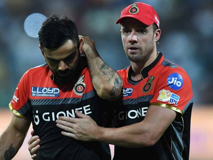 IPL 2017: 2-3 Players Cant Deliver Every Time, Says Virat Kohli as Royal Challengers Bangalore Head For Exit